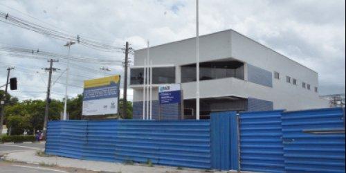 INFRAESTRUTURA | Obra do 1º Distrito Policial deve ser concluída em julho