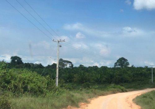 Eletrificação Rural  - Infraestrutura atende cerca de 300 famílias