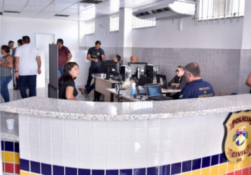 REESTRUTURAÇÃO - Governo entrega Delegacia de Caracaraí e anuncia novos investimentos para a Polícia Civil