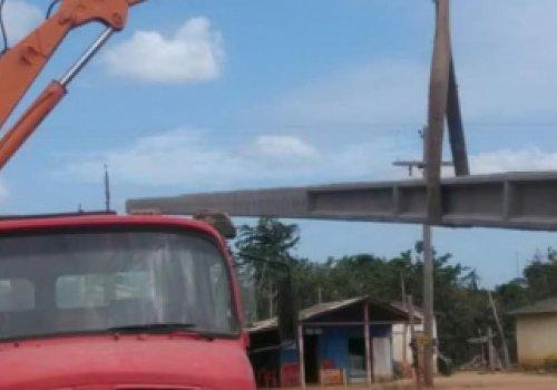 Eletrificação Rural - Governo de Roraima leva mais infraestrutura em eletrificação rural aos municipios do Estado