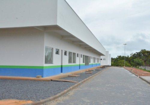 SAÚDE NO SUL | Obra da maternidade de Rorainópolis está 90% concluída